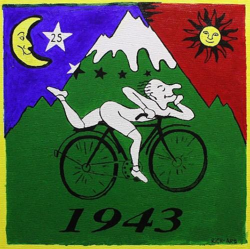 19 квітня - День велосипеда